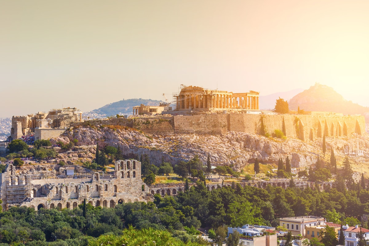 13 Day Jewels of Greece tour with flights