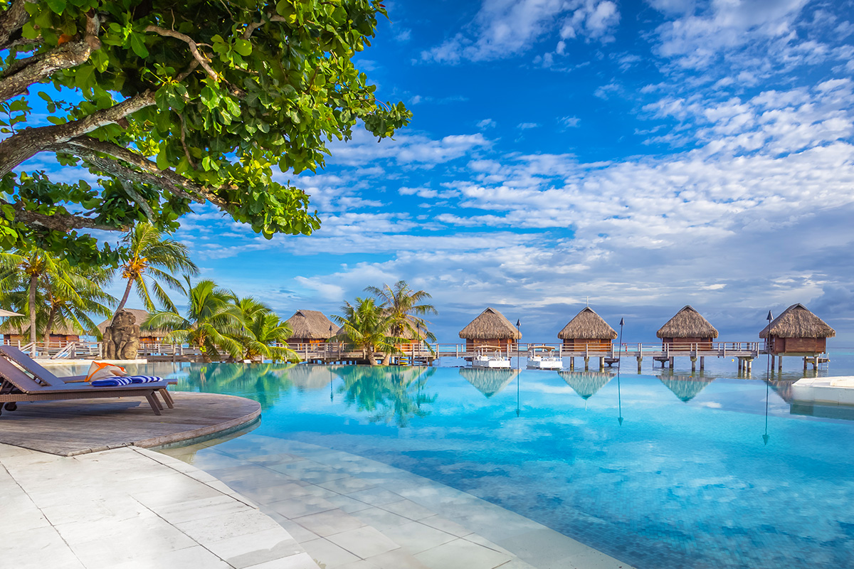 Manava Beach Resort & Spa Moorea, Tahiti
