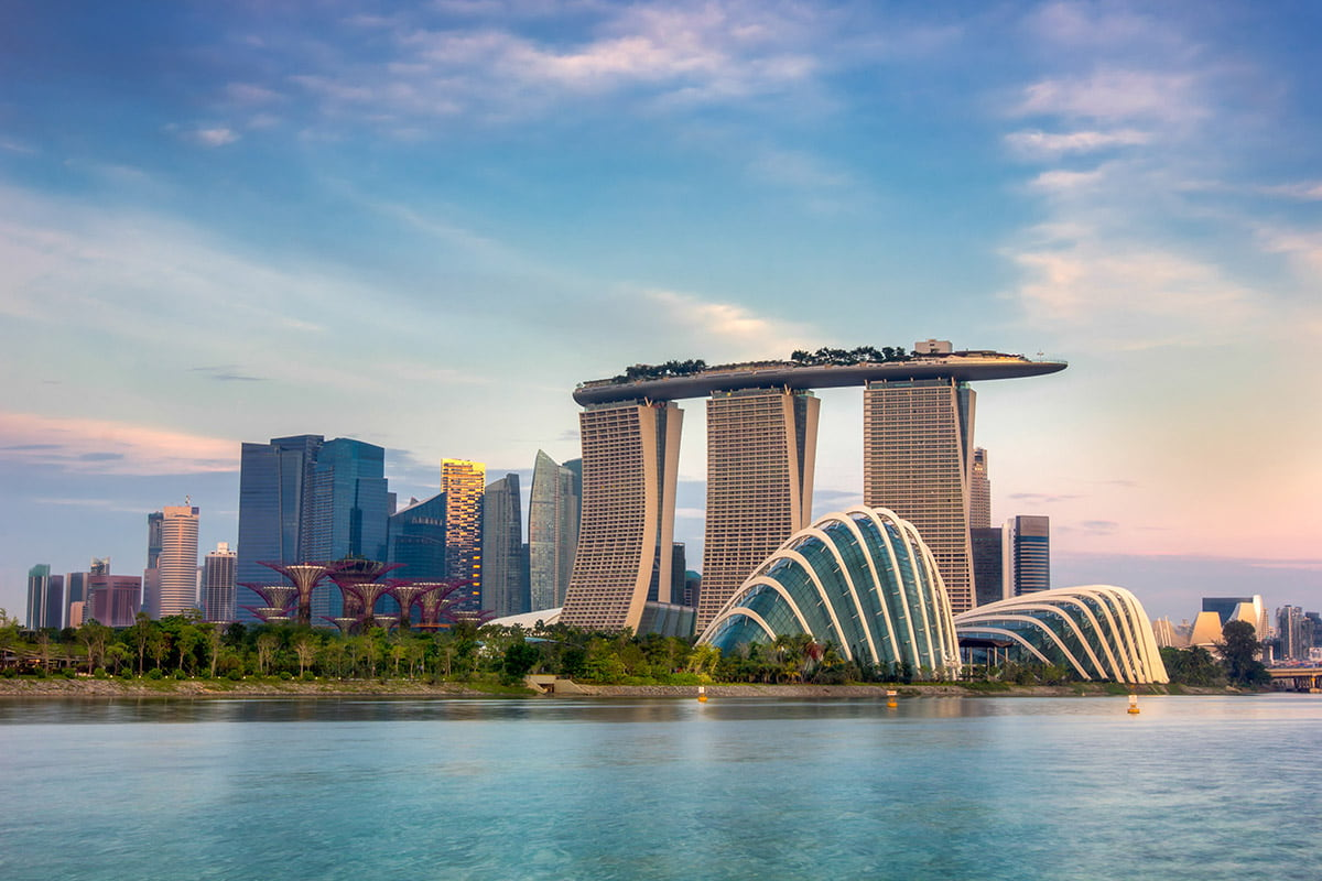 7 Day Singapore & Penang Cruise Package with Flights
