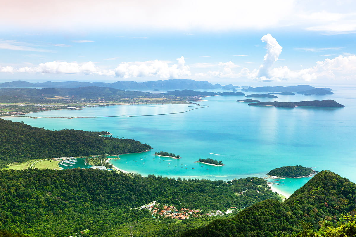 8 Day Singapore, Penang & Langkawi Cruise Package with Flights