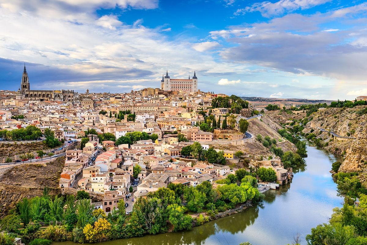 11 Day Spain & Portugal Tour with flights