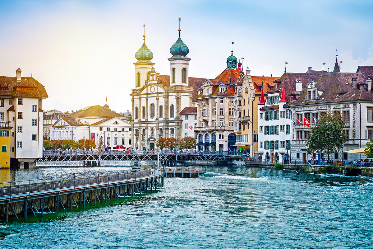 11 Day Switzerland, Germany & Eastern Europe Tour