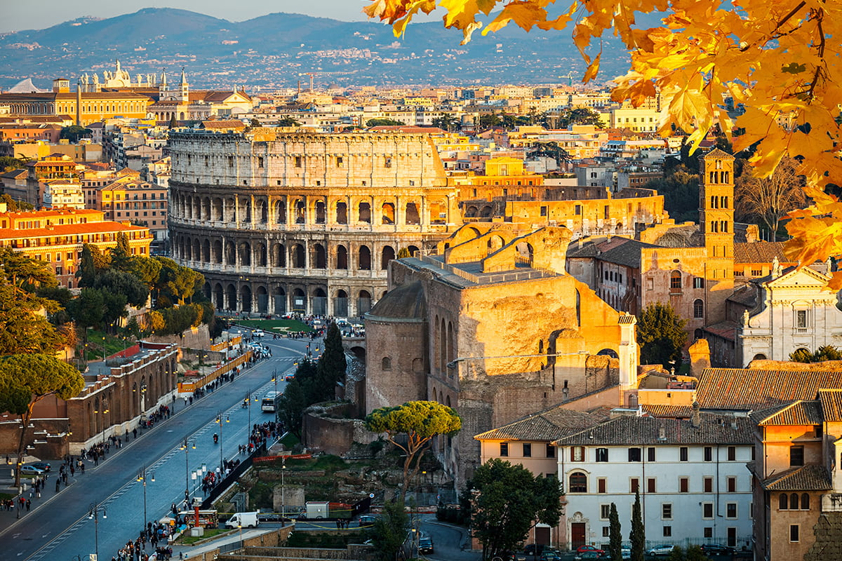 12 Day Treasures of Italy Tour with flights