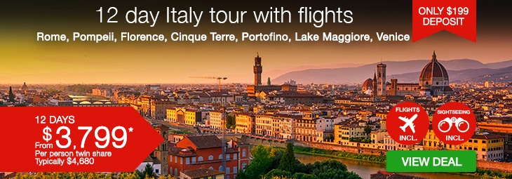 Best Of Italy Sicily Tour European Holiday Tour Package - Italy tour
