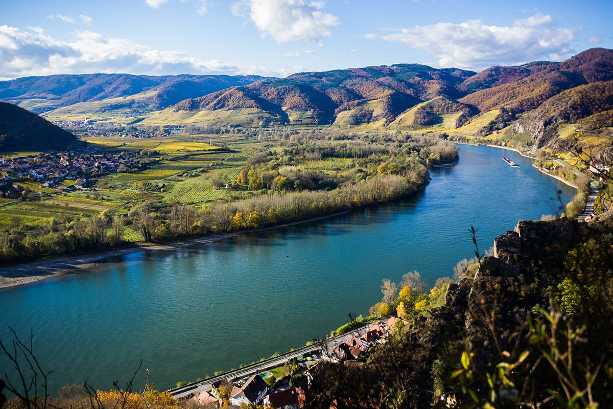 13 day Germany's Bavaria and Danube River Cruise with flights