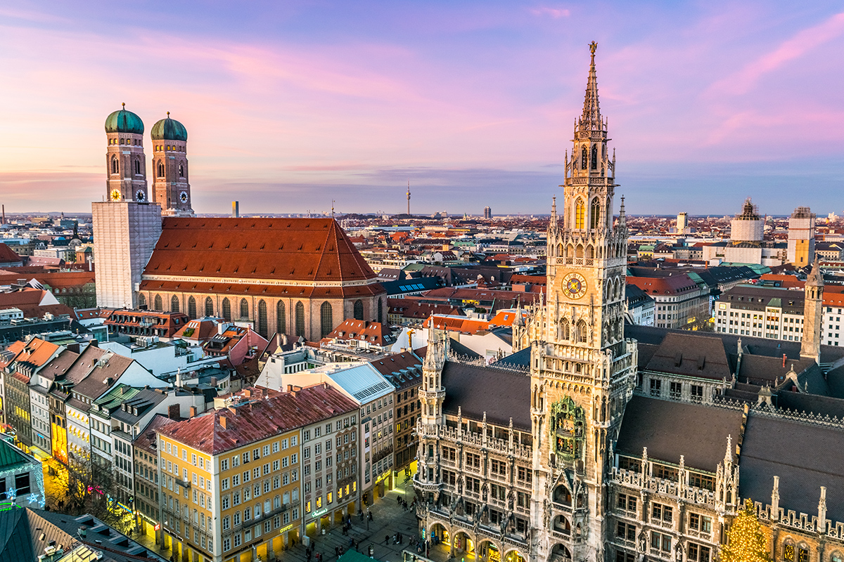 14 Day Germany's Bavaria with Danube River Cruise