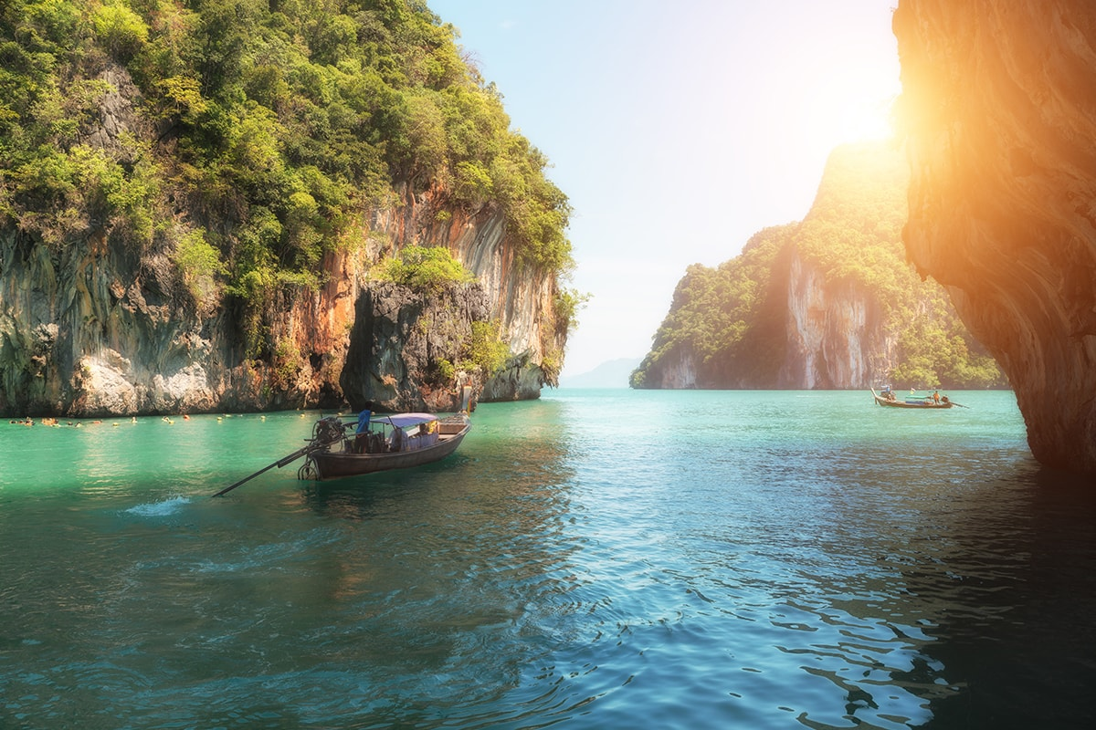 9 day South East Asia cruise package with flights