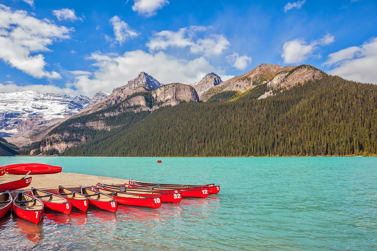 16 Day Rocky Mountaineer, Denali National Park & Alaska Cruise with flights