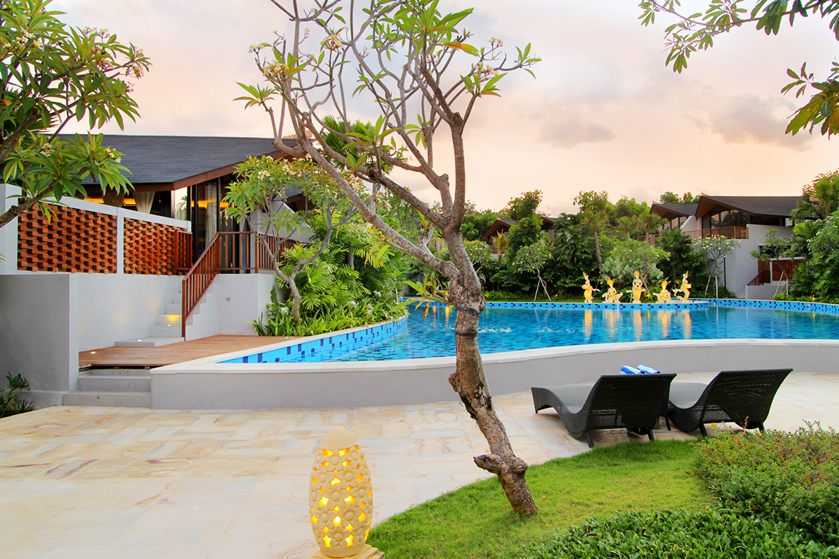 Agata Resort Nusa Dua – 5 Star Villa Resort