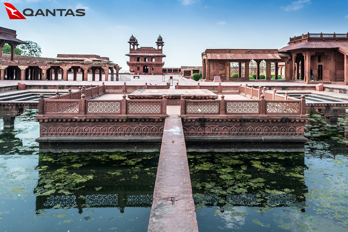 22 Day Grand India with Qantas flights – End of Year Sale
