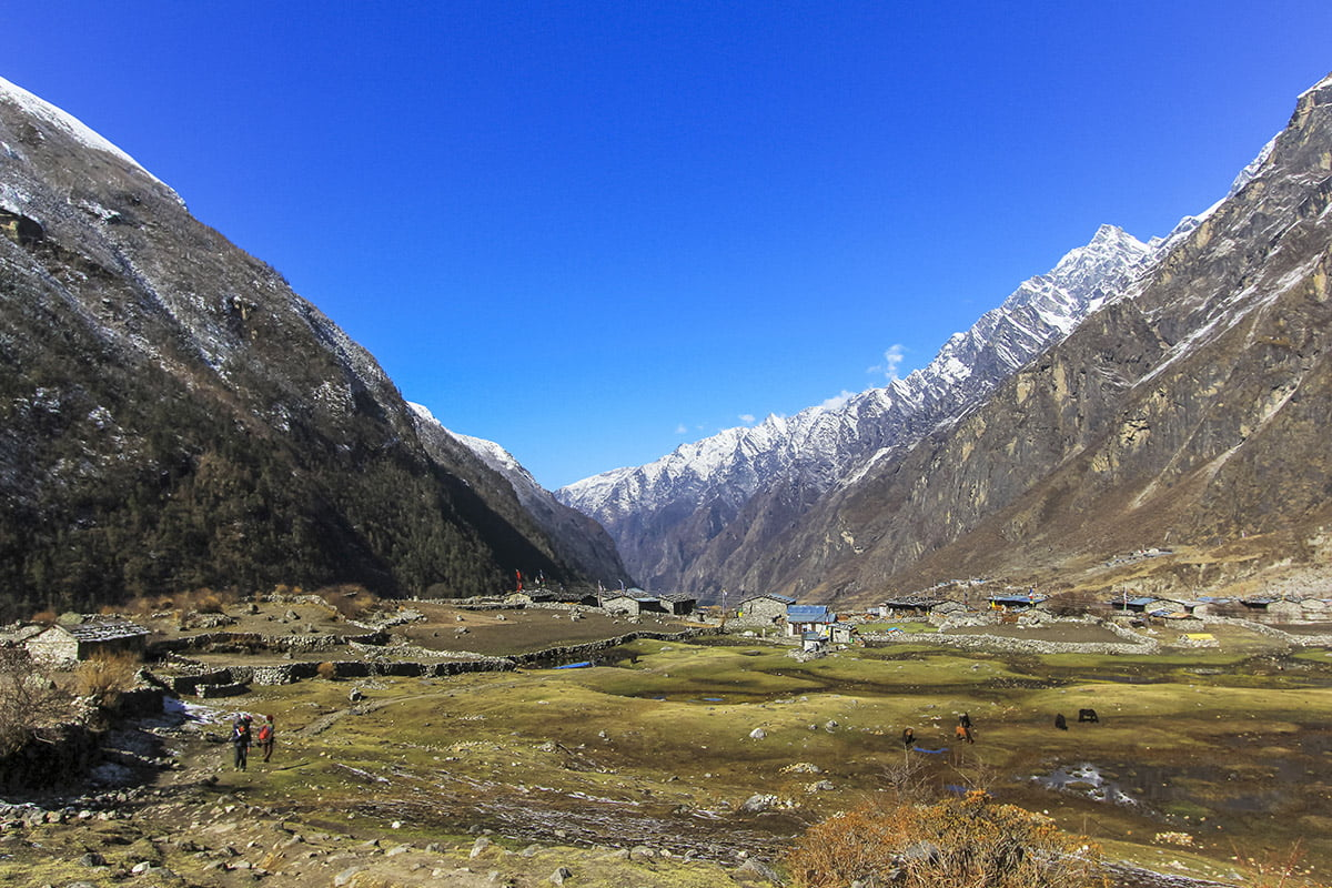 12 Day Northern Nepal Trek with flights