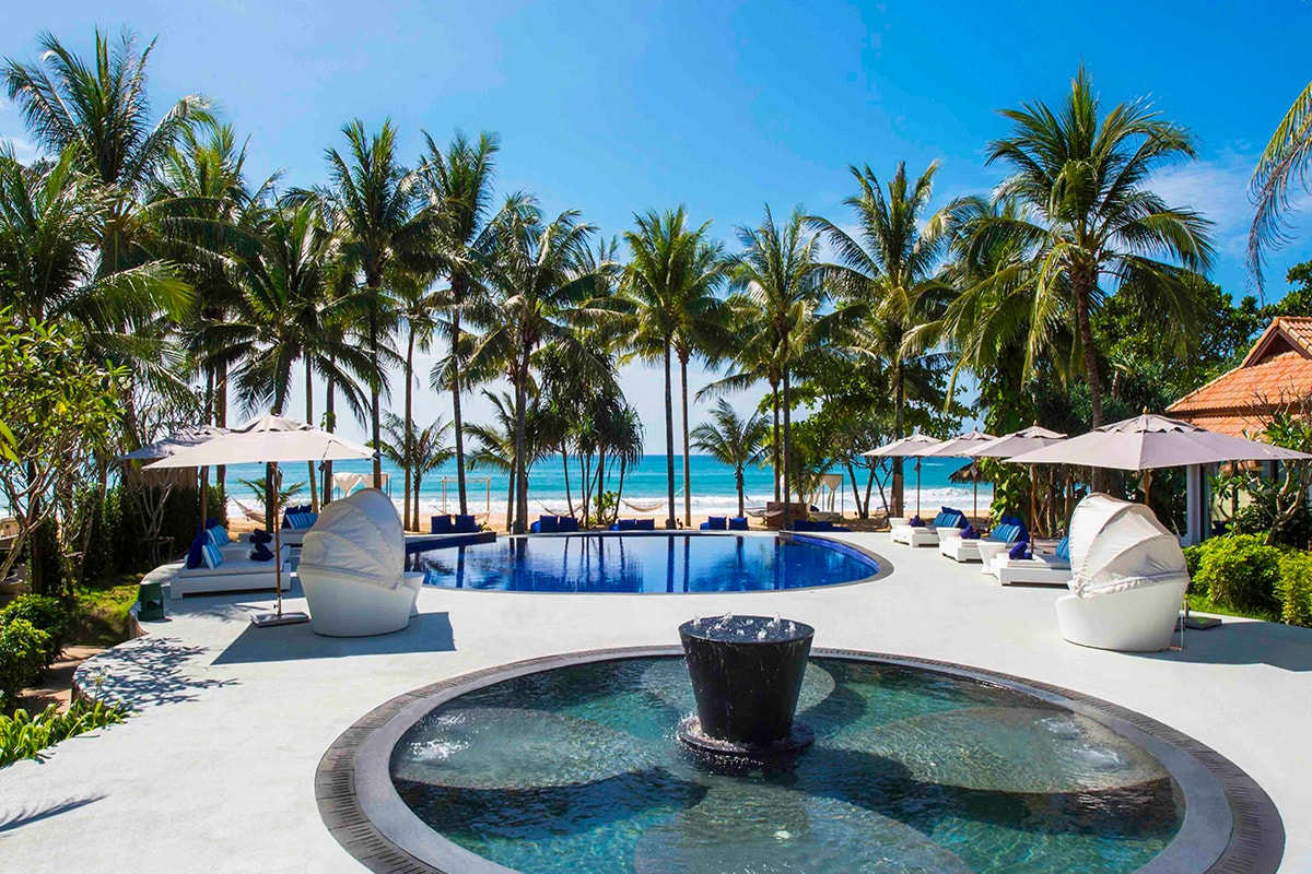 6 or 8 nights at Akyra Beach Club, Phuket