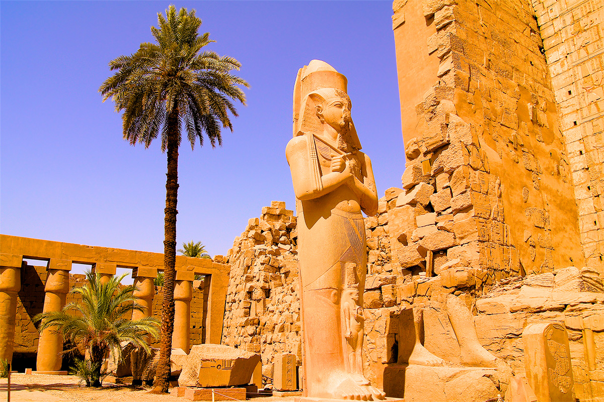 13 Day Best of Egypt tour with Nile cruise & Emirates flights – Click Frenzy