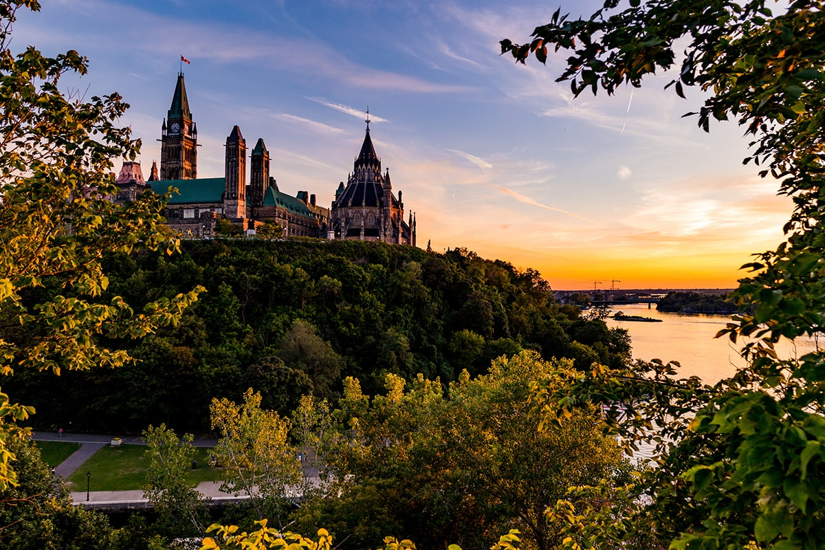 23 Day Eastern Canada & US Fall tour including cruise with flights