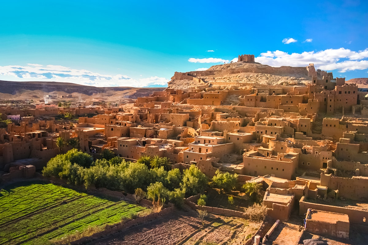 14 day Morocco Tour with flights