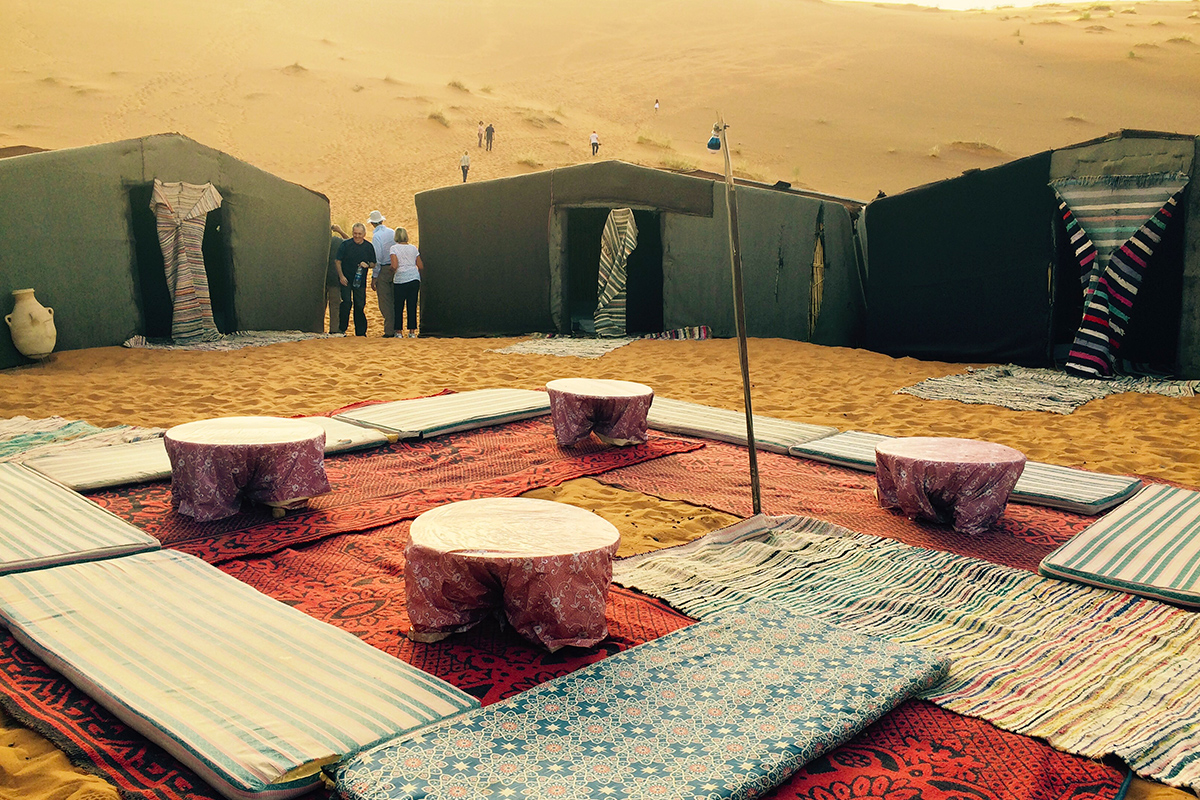 17 day Morocco tour with Dubai Stopover and Emirates flights