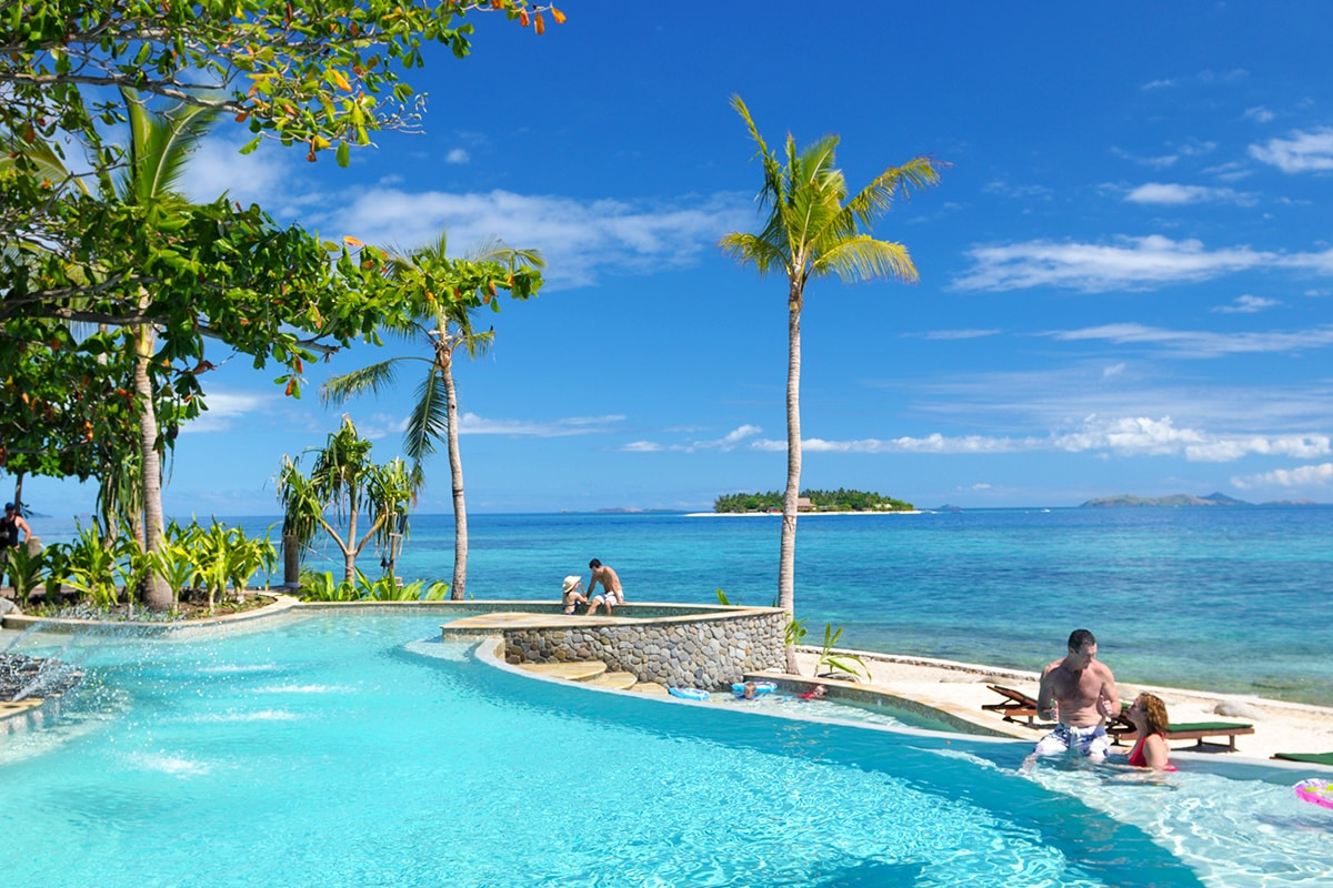 5 or 7 nights at Treasure Island Resort, Fiji
