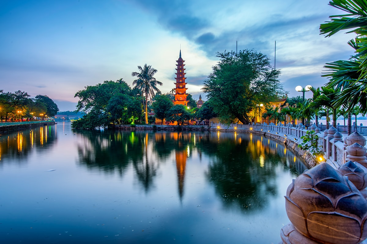 Best City Tour Hanoi