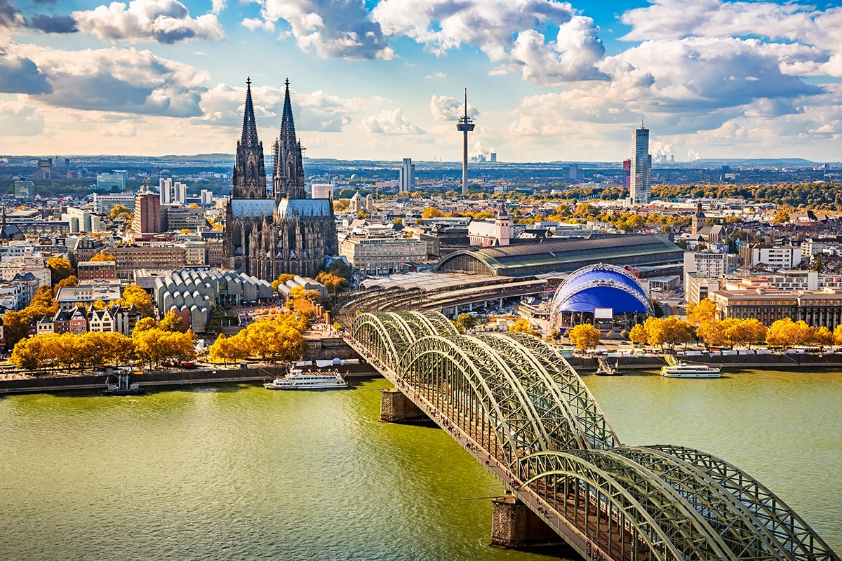 20 Day Magical Rhine, Main & Danube River Cruise Package with flights