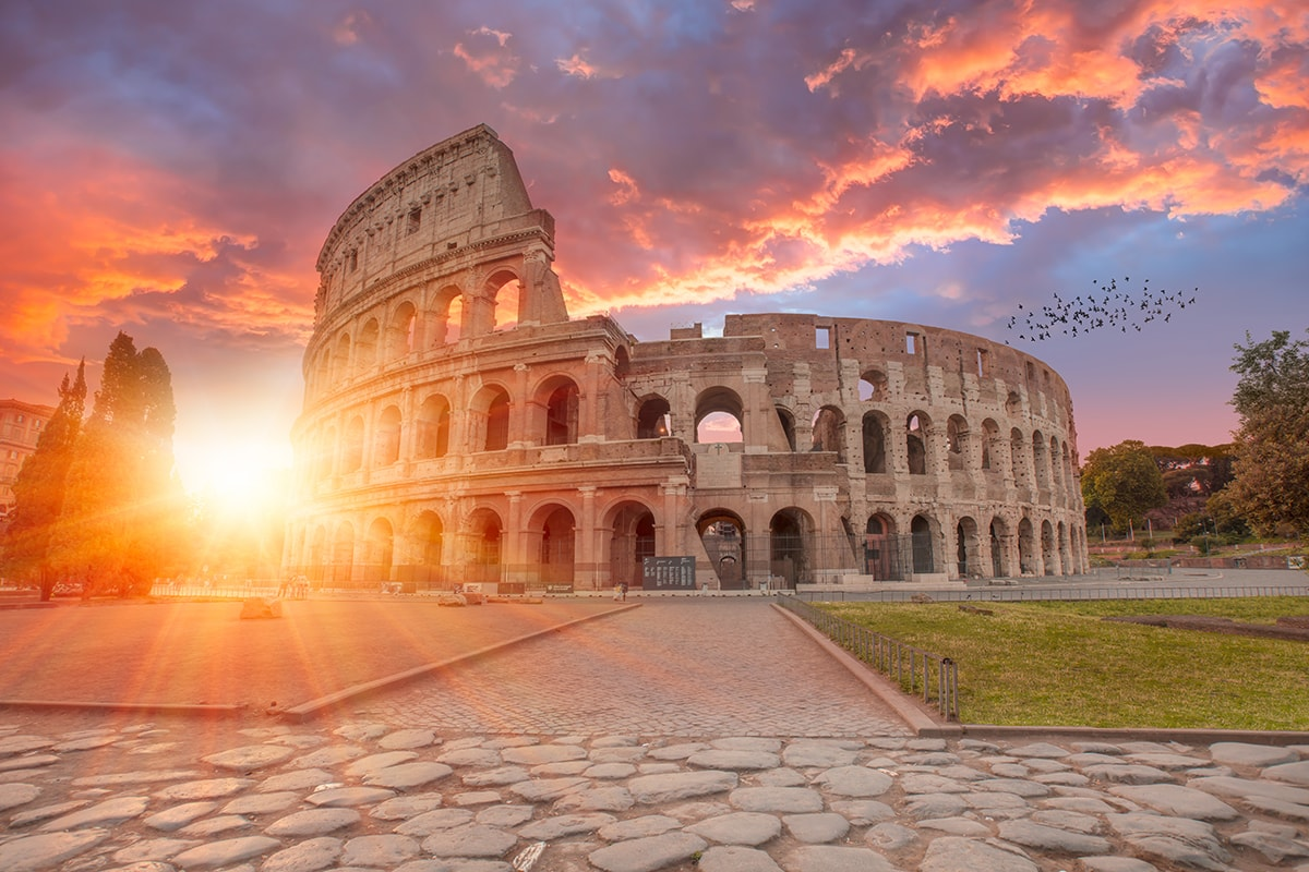 17 Day Italy & Switzerland tour & Cruise with flights
