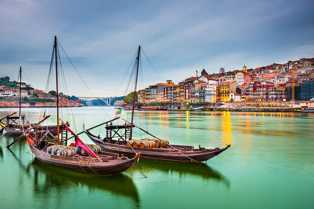 16 day Douro River Cruise and Portugal Package with flights