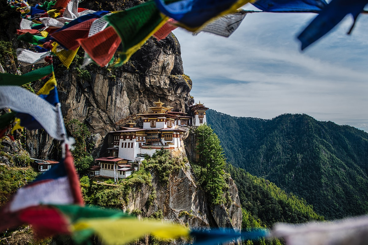 13 Day Nepal and Bhutan tour with flights