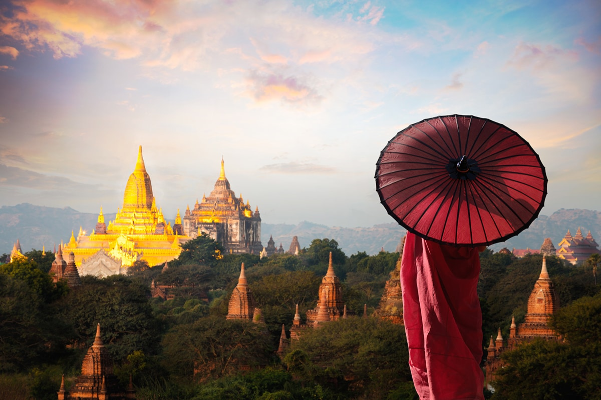 25 day Grand South East Asia tour with flights
