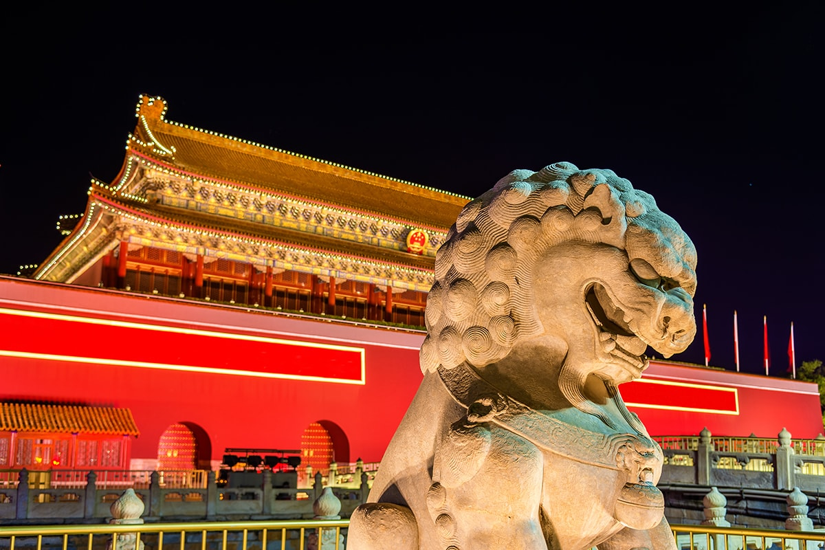 10 day Amazing China with flights