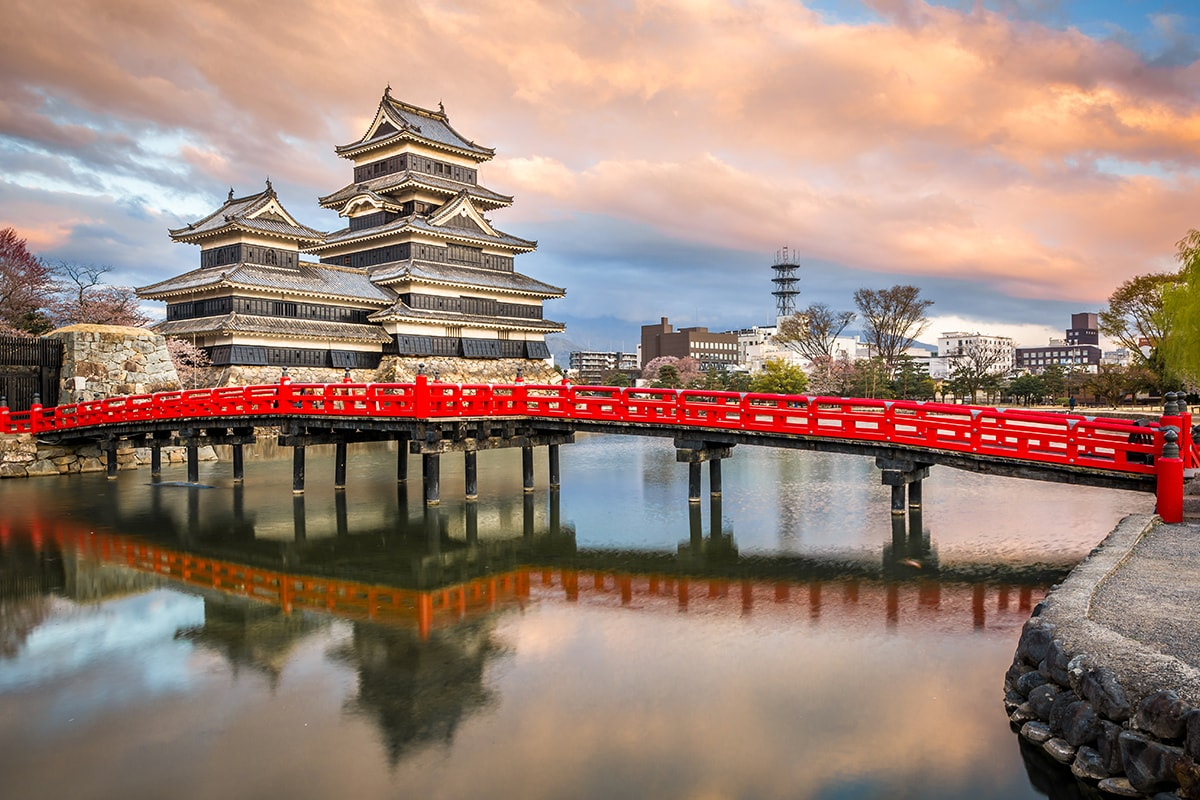 16 day Best of Japan tour with flights