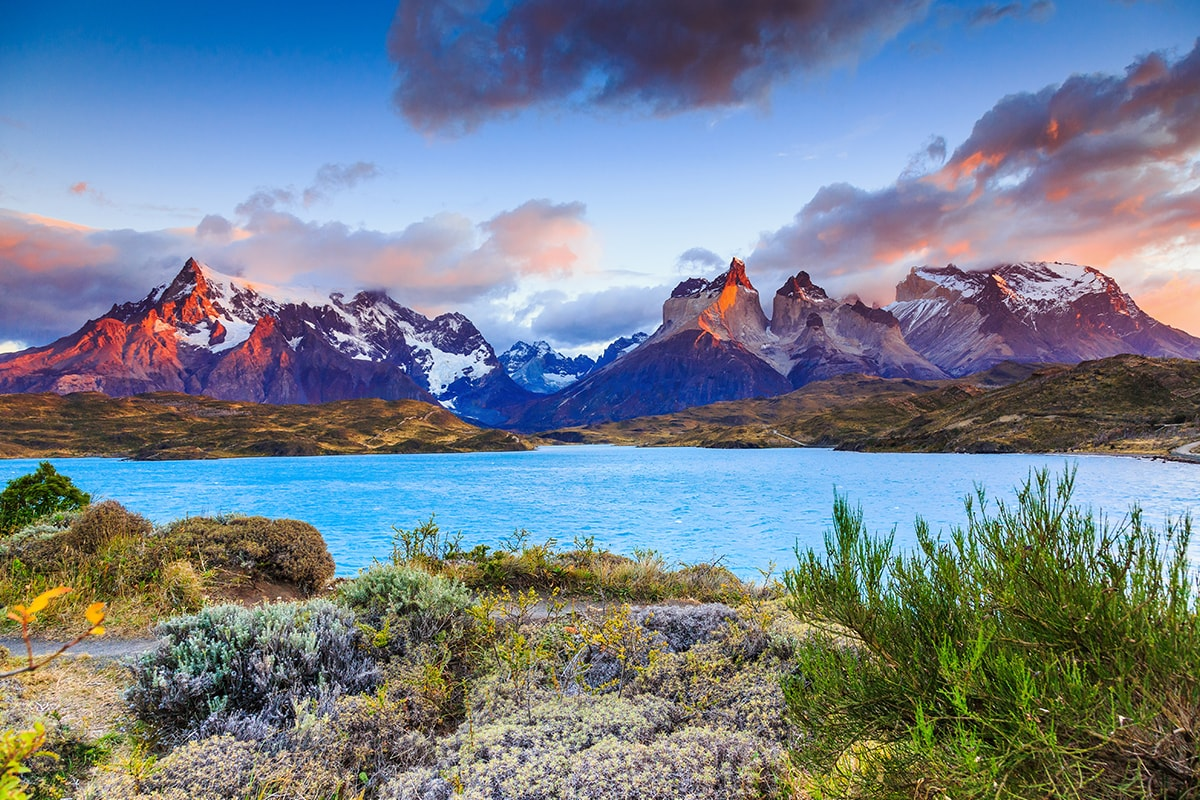 23 day Antarctica & Patagonia cruising Expedition with all flights