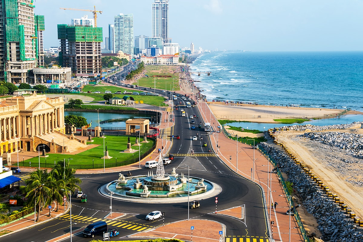 11 day luxury Sri Lanka tour with flights