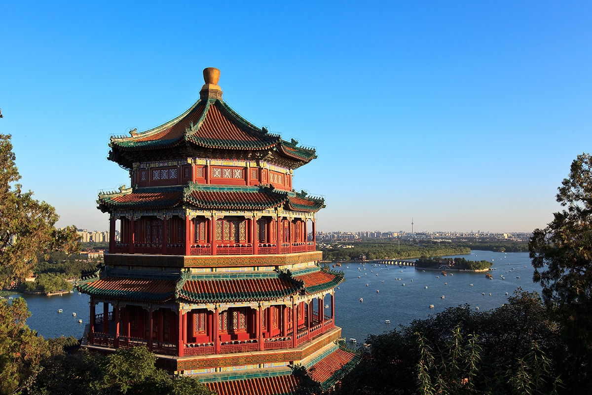 22 day Grand China tour with flights