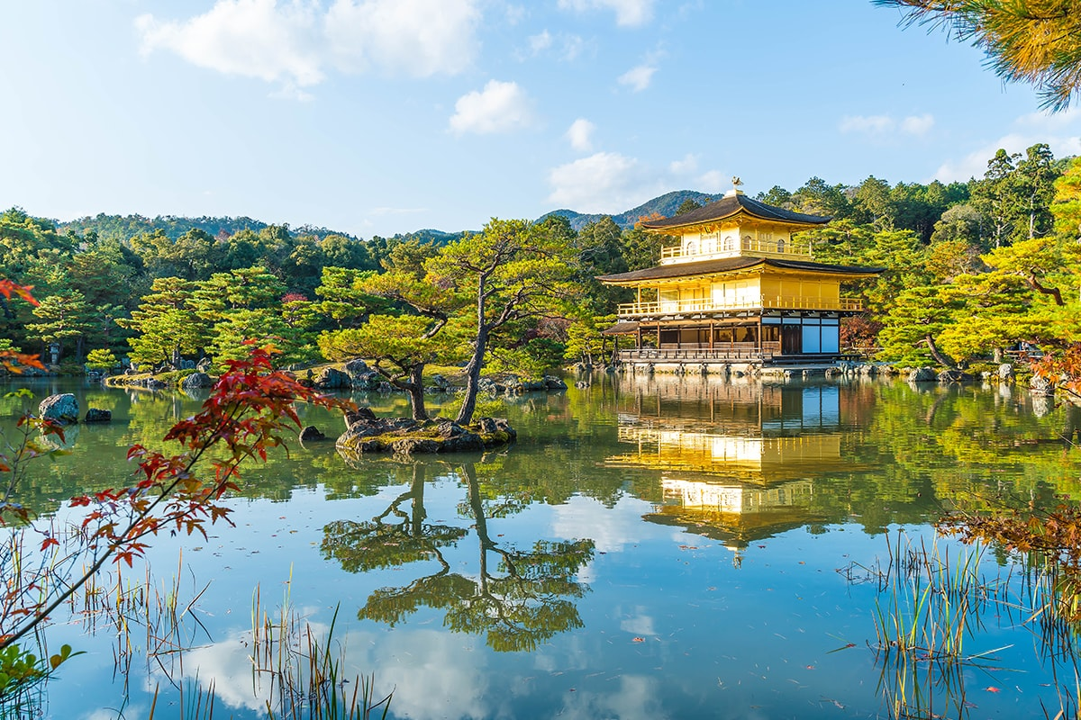 14 day Japan Golden Route and Taiwan tour with flights