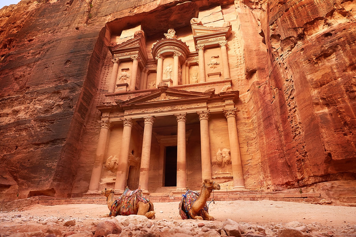12 day Highlights of Jordan tour with flights