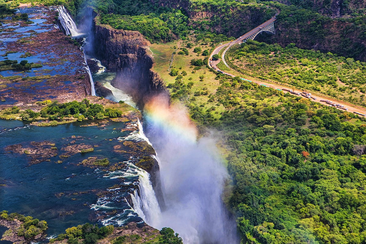 16 day luxury African safari with Chobe Princess River Cruise and flights