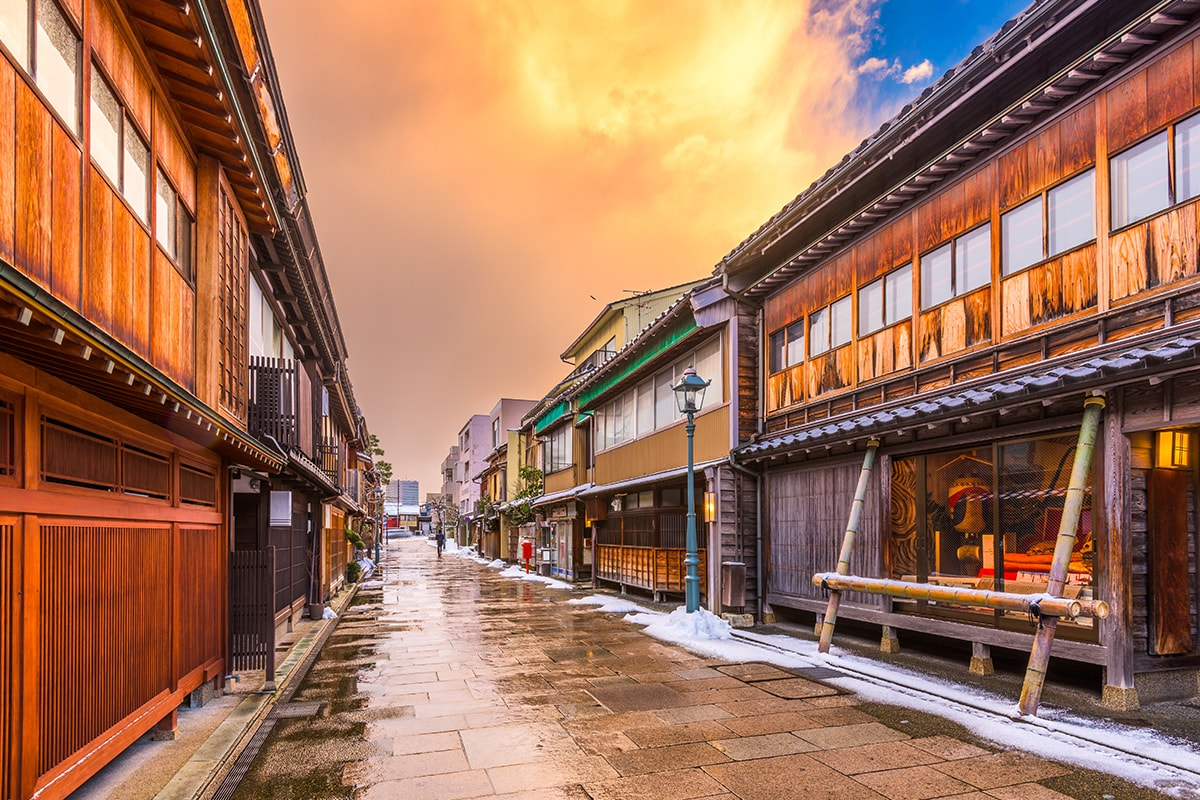 11 day Authentic Japan tour with flights