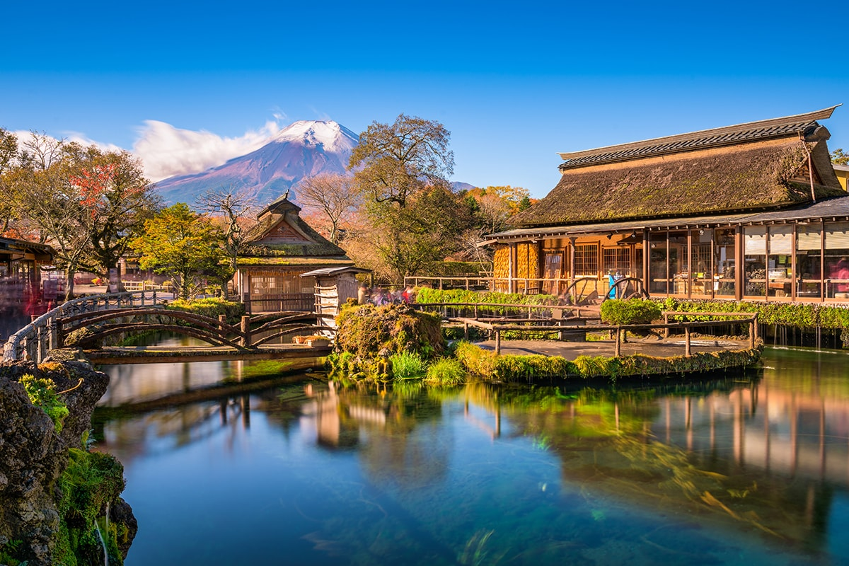 22 day Discover South Korea and Japan tour including flights