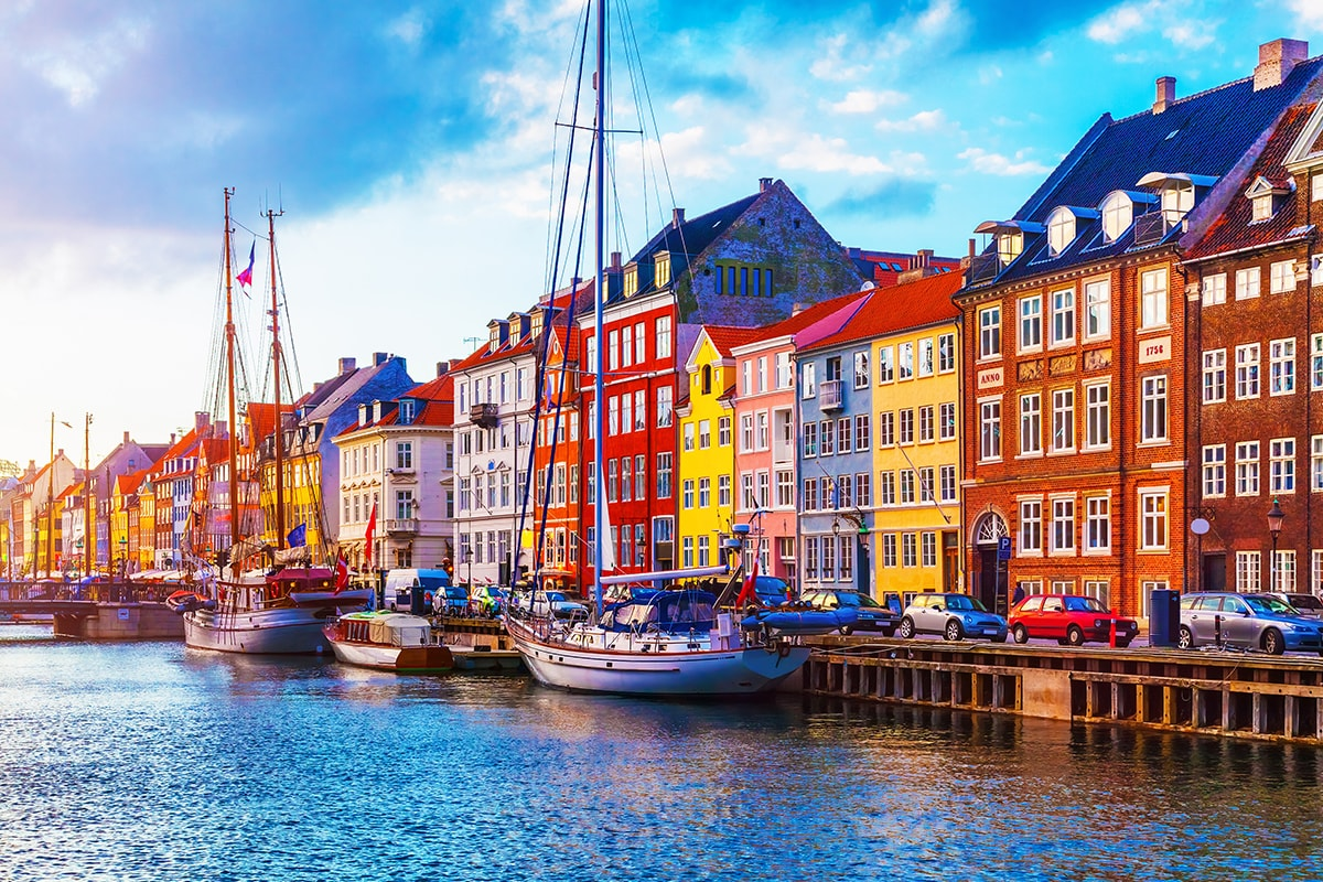 16 day Spectacular Scandinavia & Norway Cruise with flights
