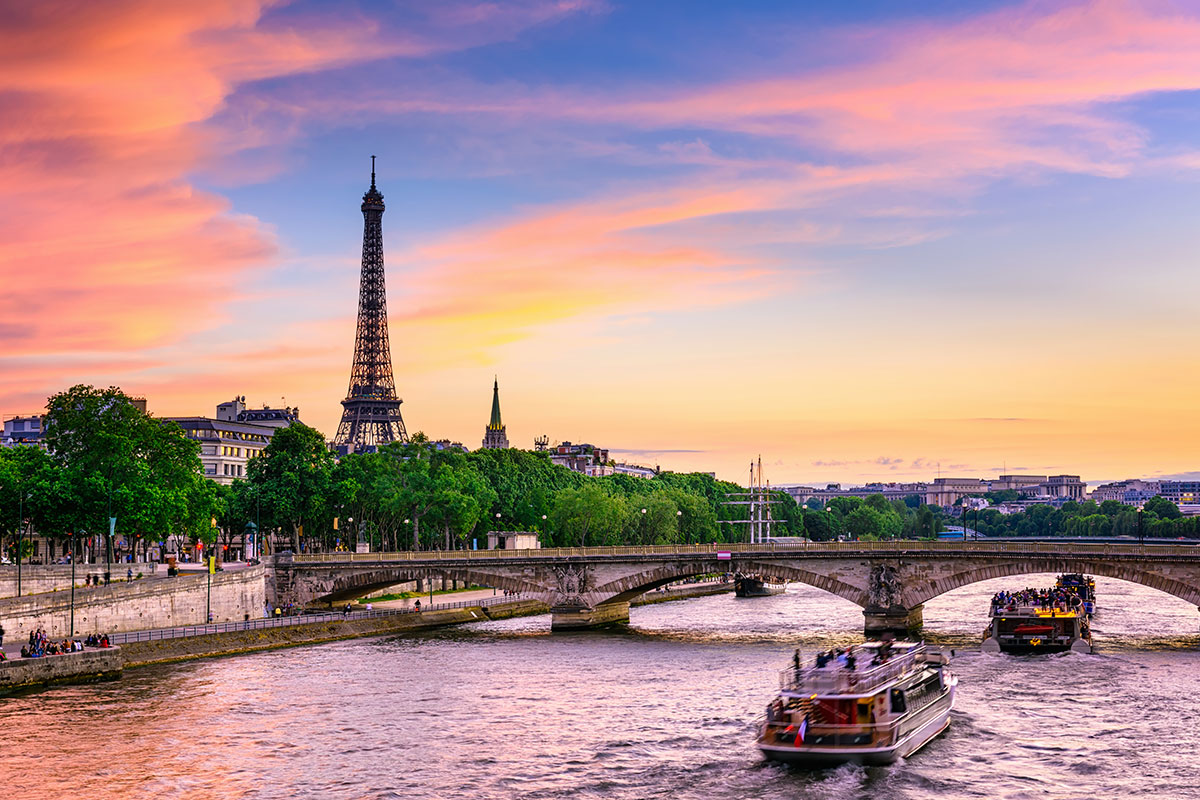 15 day Best of France tour with Emirates flights