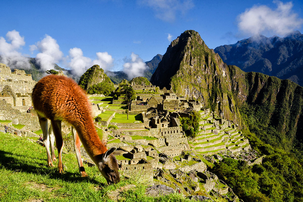 20 day Iconic Brazil, Argentina and Peru tour with flights