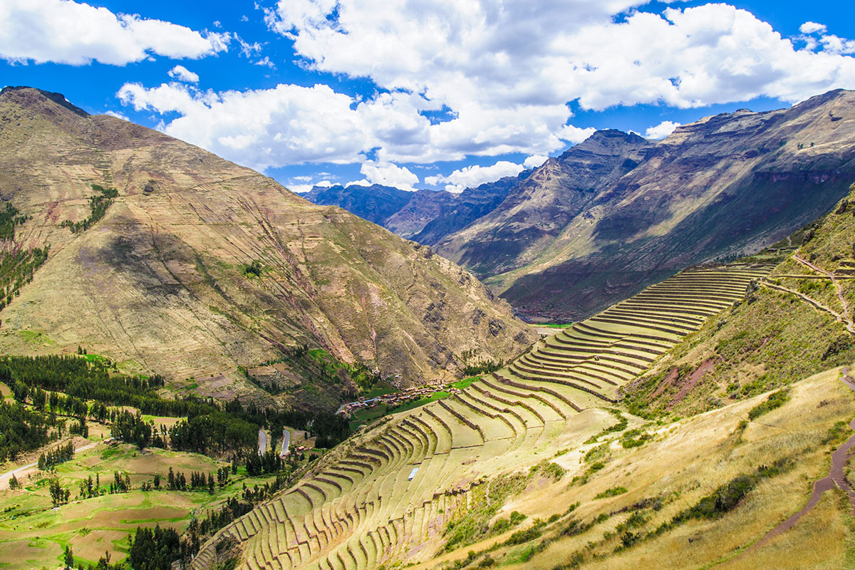 13 day Peru tour with Machu Picchu & Amazon Jungle with flights