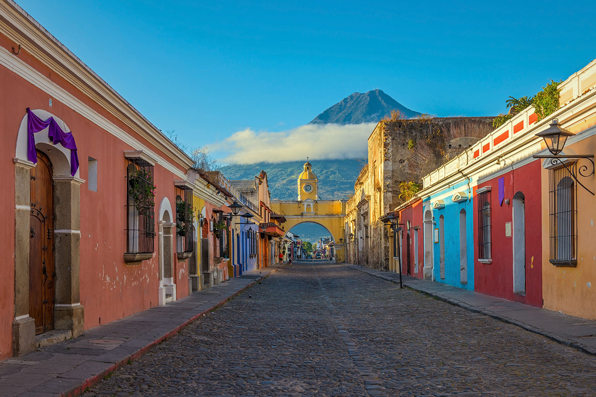 16 day Playa del Carmen, Belize & Guatemala tour with flights