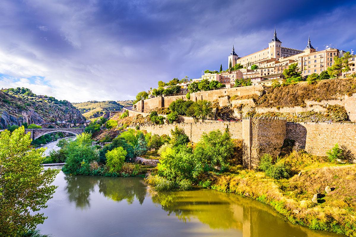 11 day Spanish Wonder tour with Emirates flights