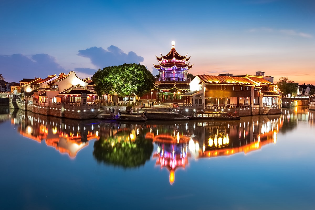9 day Taste of China Tour with flights