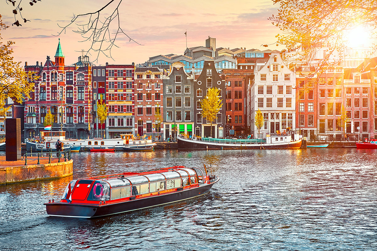 17 day Classic European River cruise with Emirates flights