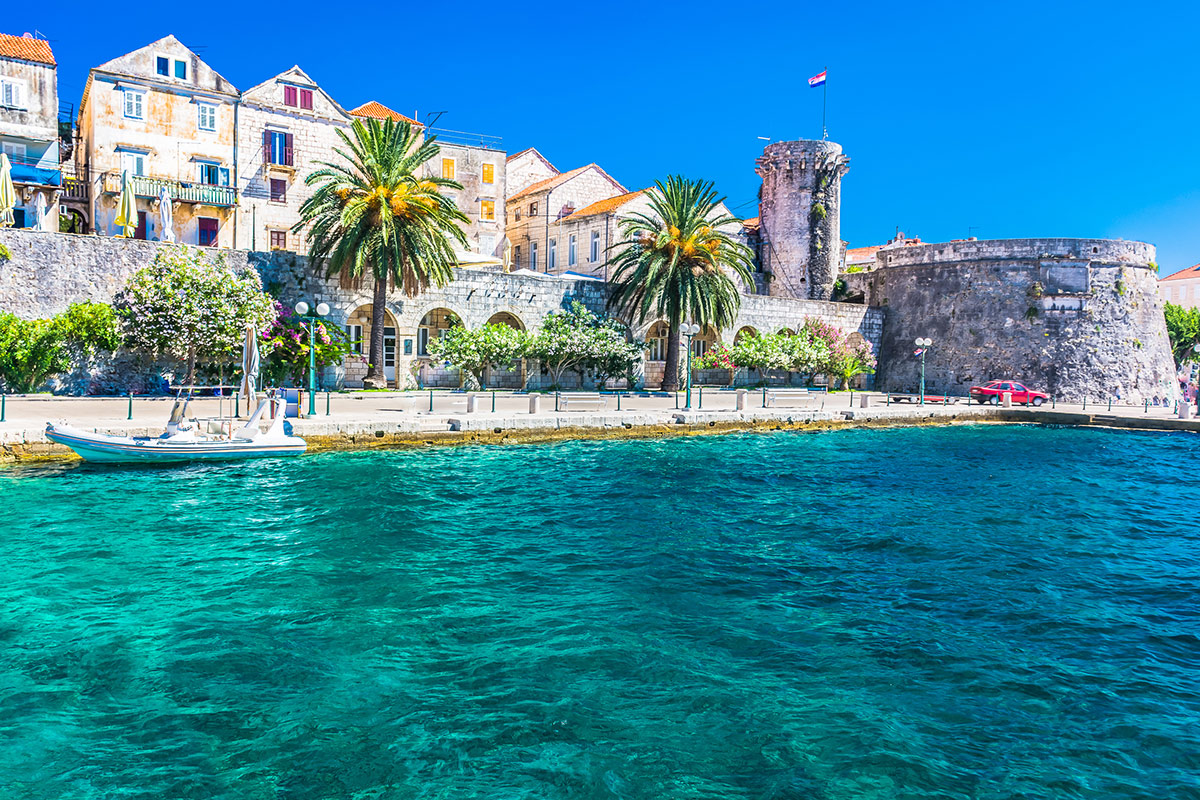 9 day Croatia Island Escape