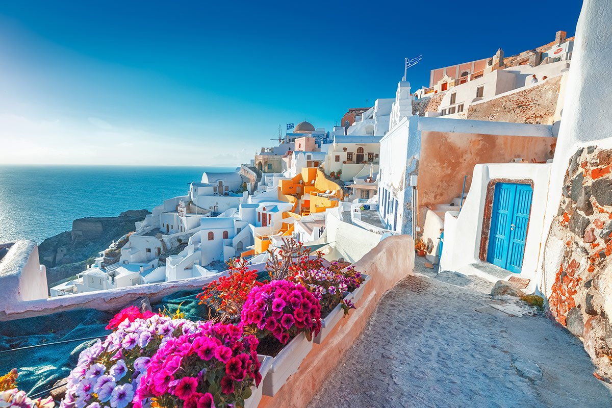 13 day Greek Island Hopping tour