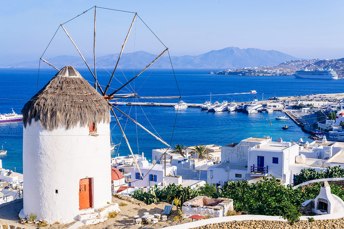 12 day Greek Island Hopping Adventure with Emirates flights
