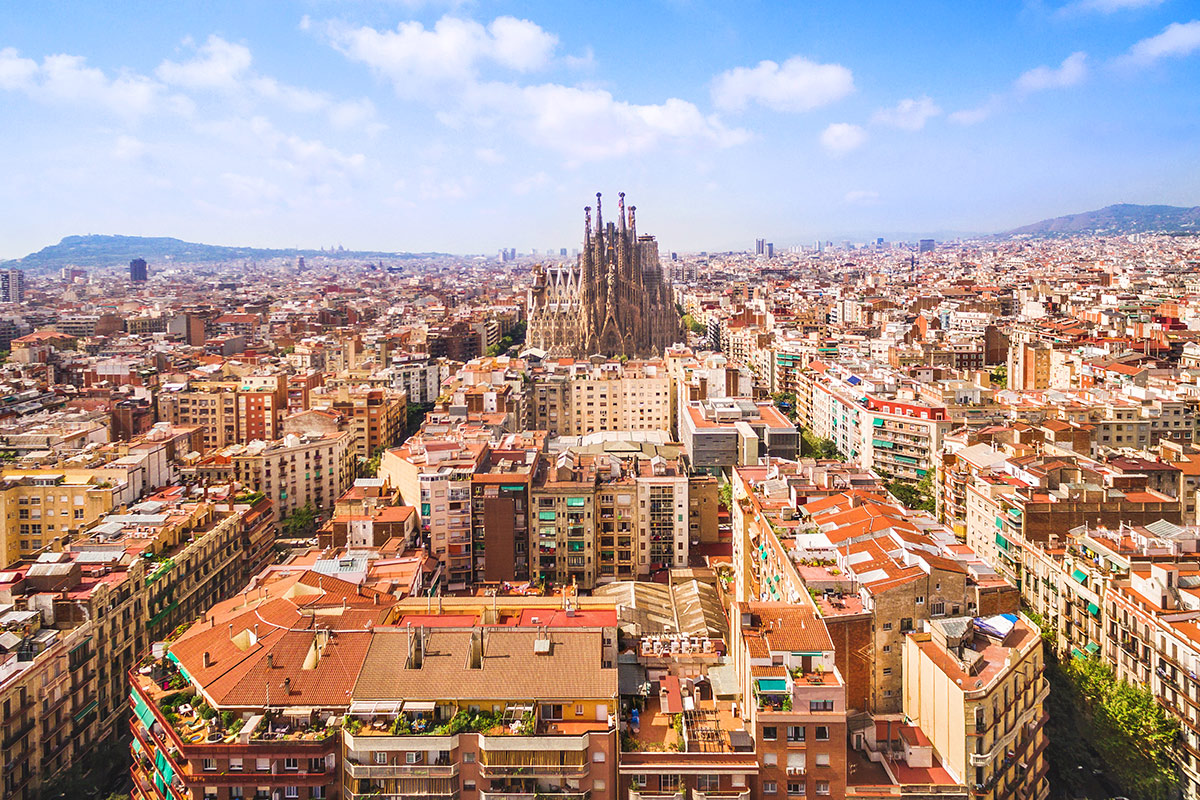 18 day Highlights of Spain with Mediterranean cruise and Emirates flights