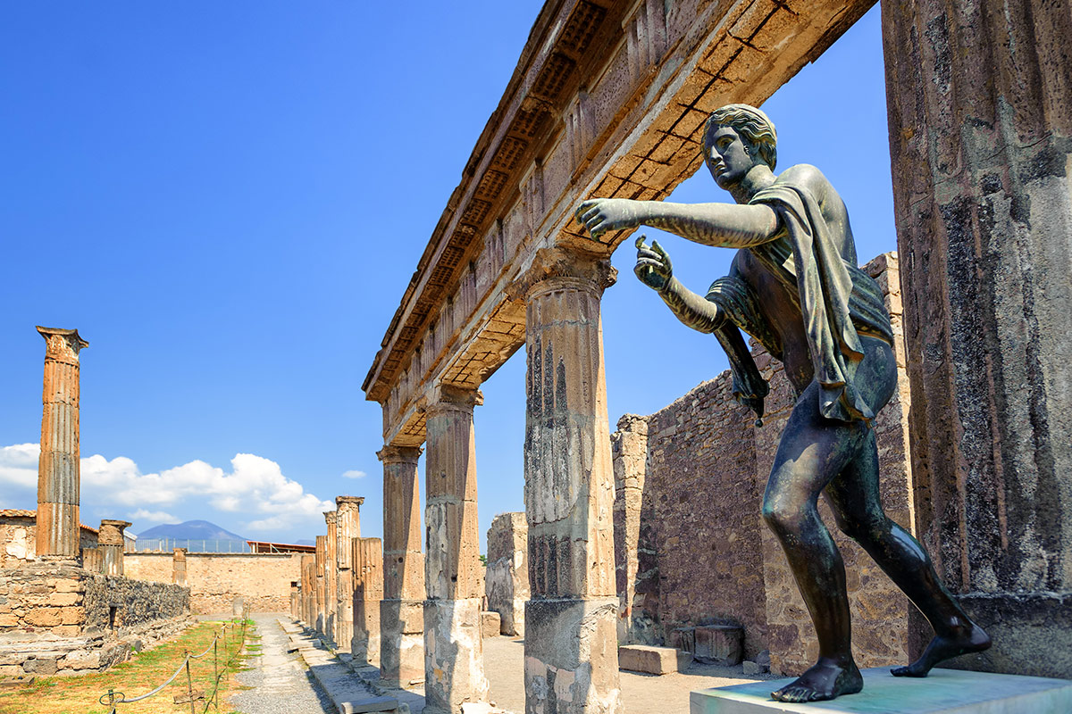13 day Iconic Italy tour with Etihad flights
